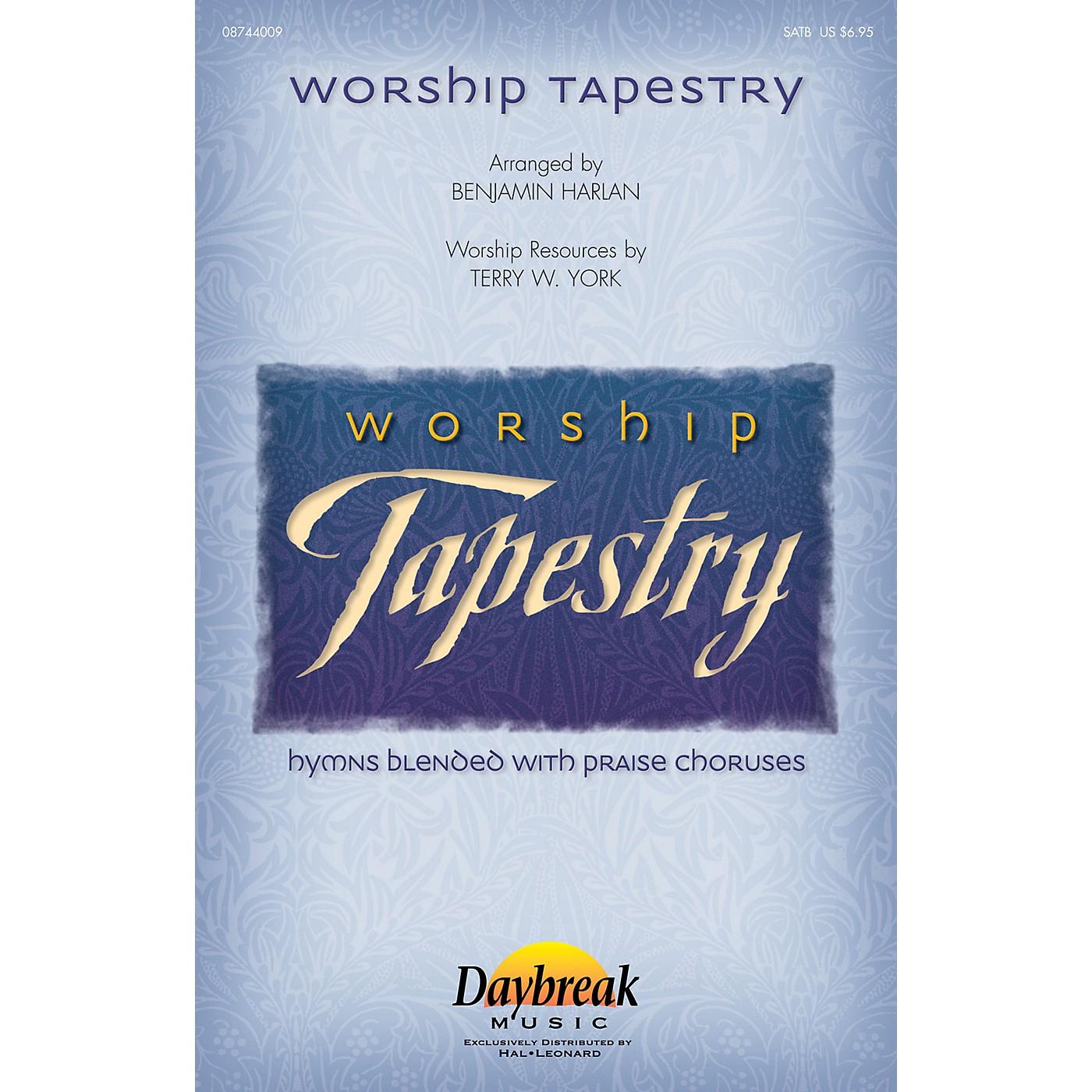 Daybreak Music Worship Tapestry CHOIRTRAX CD Arranged by Benjamin Harlan thumbnail