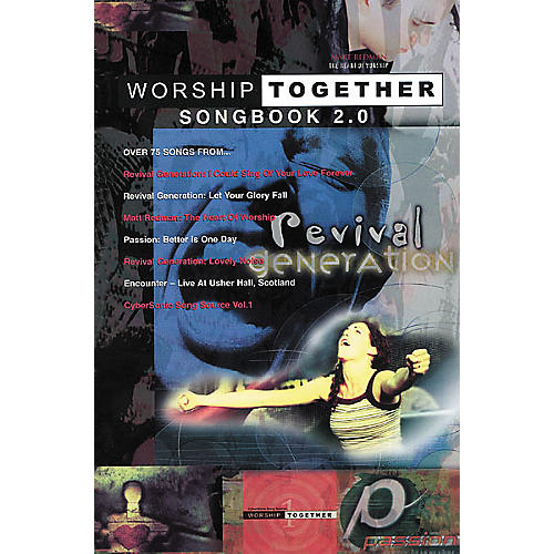 Worship Together Worship Together 2.0 Songbook-thumbnail