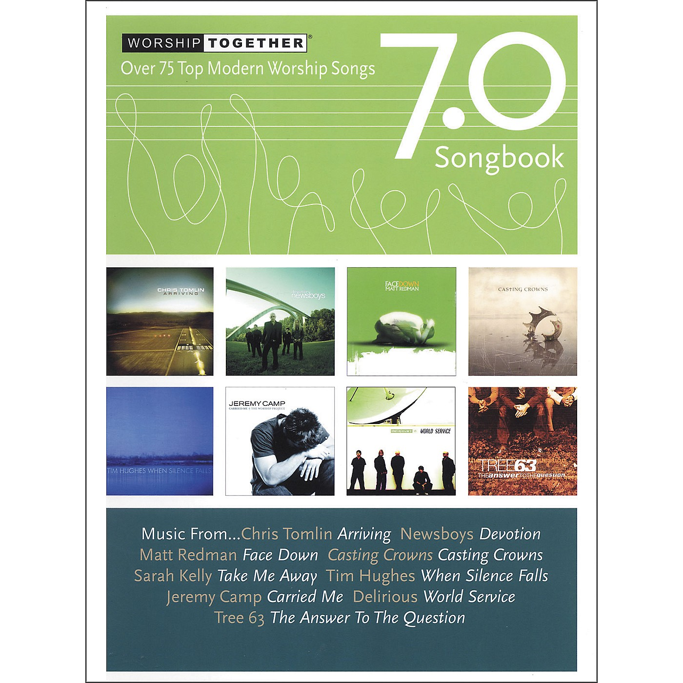 Hal Leonard Worship Together 7.0 Piano, Vocal, Guitar Songbook thumbnail