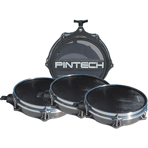 Pintech Woven Head Snare Drum and Tom Pad Set thumbnail