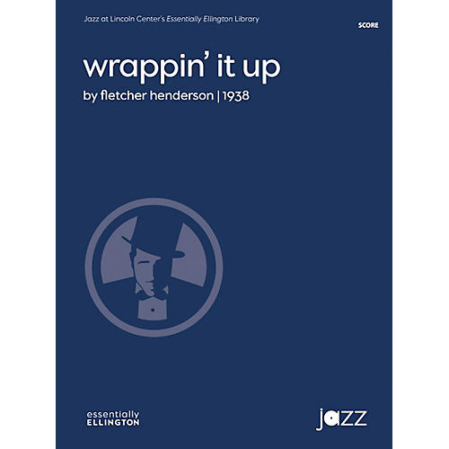 Alfred Wrappin' It Up Conductor Score 4 (Medium Advanced / Difficult) thumbnail