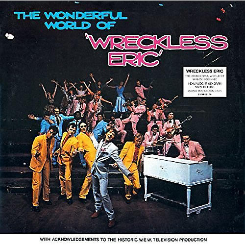 Alliance Wreckless Eric - Wonderful World Of Wreckless Eric thumbnail