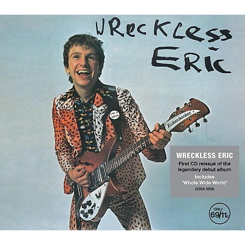 Alliance Wreckless Eric - Wreckless Eric thumbnail