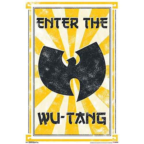 Trends International Wu-Tang Clan - Enter Poster thumbnail