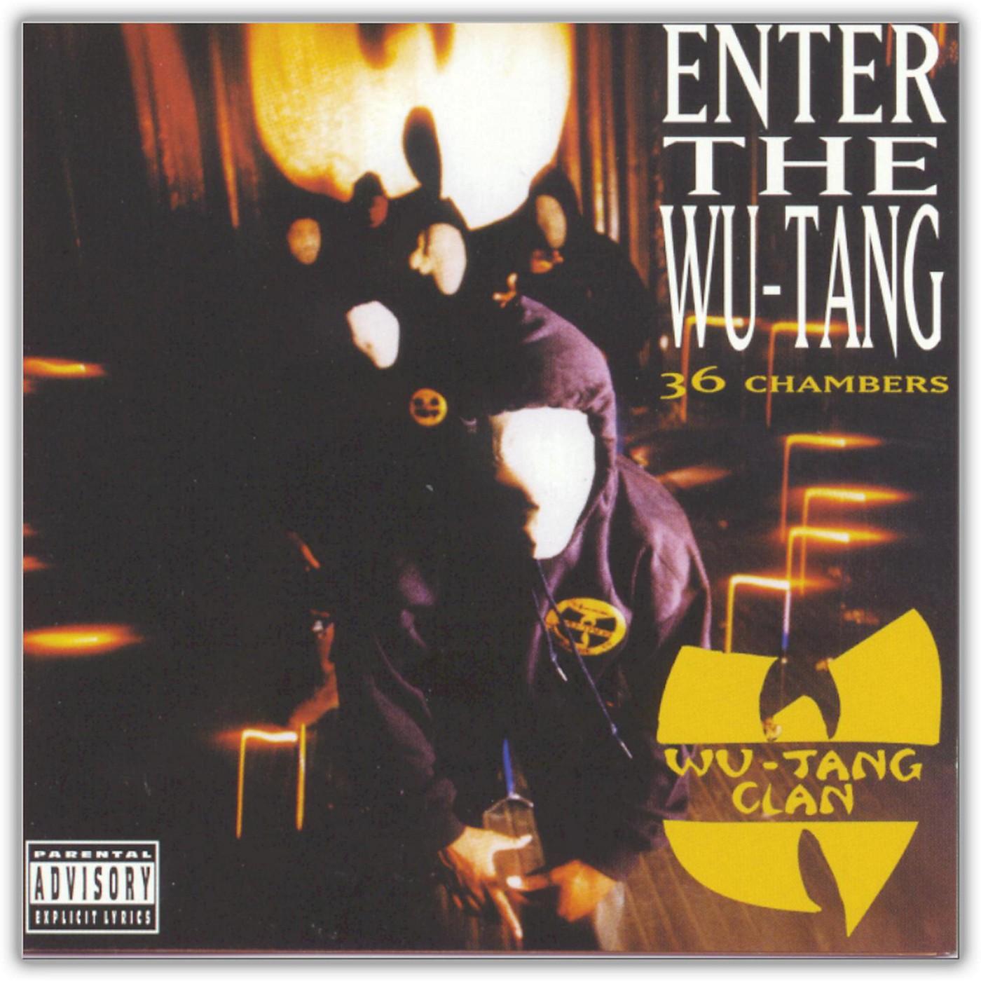 Sony Wu-Tang Clan - Enter the Wu-Tang Vinyl LP thumbnail