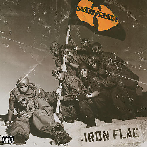 Alliance Wu-Tang Clan - Iron Flag thumbnail