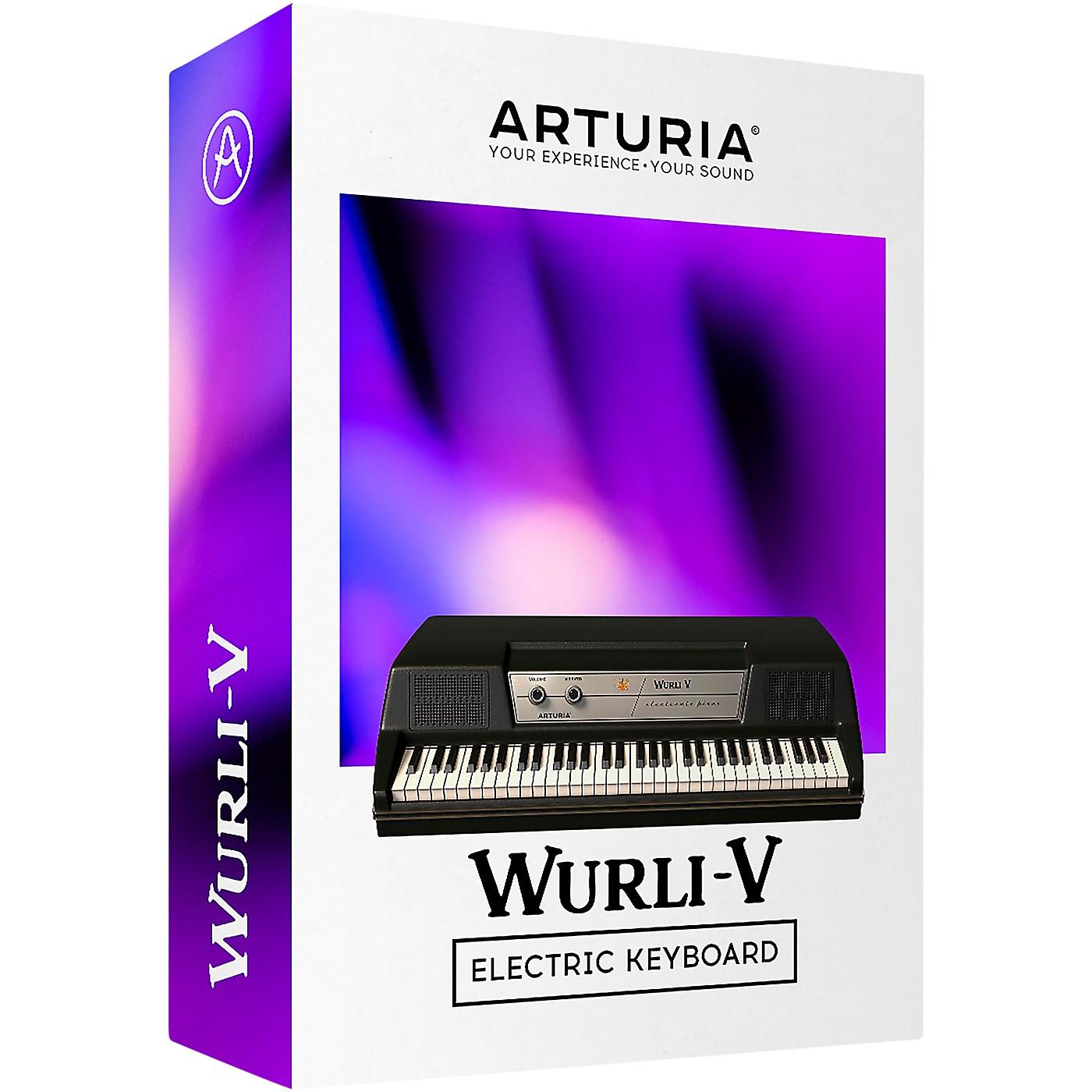 Arturia Wurli V2 (Software Download) thumbnail