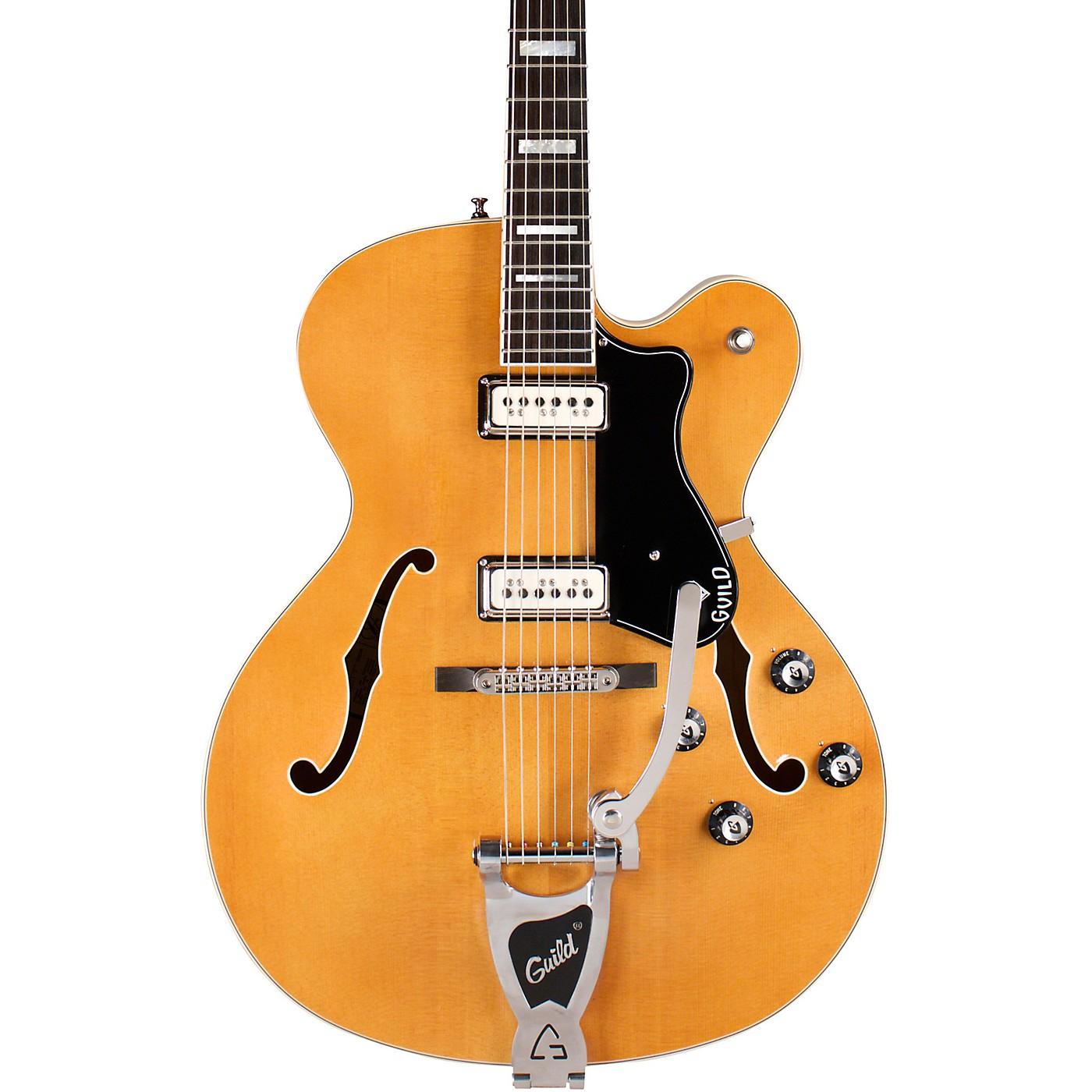 Guild X-175 Manhattan Special Hollow Body Electric Guitar thumbnail