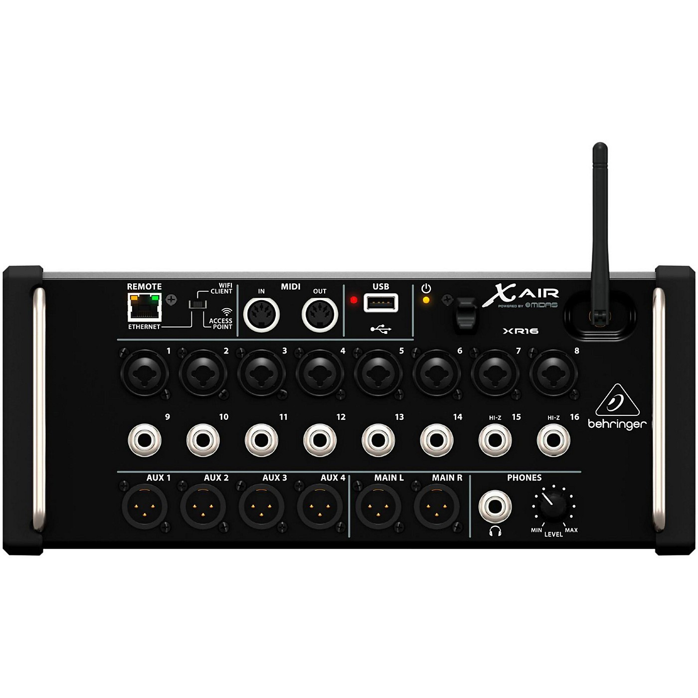 Behringer X AIR XR16 Digital Rackmount Mixer thumbnail