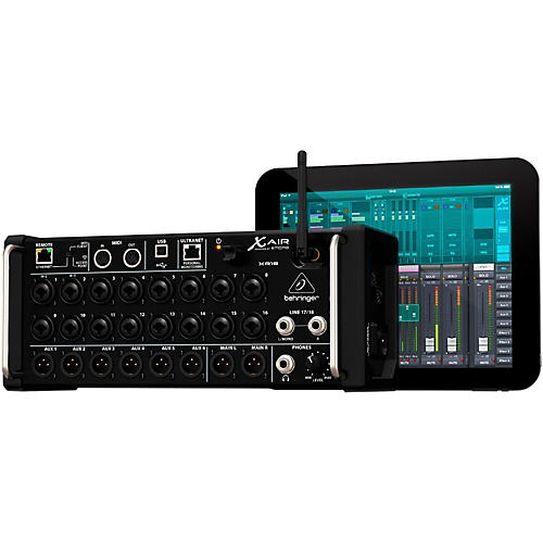 Behringer X AIR XR18 Digital Rackmount Mixer thumbnail
