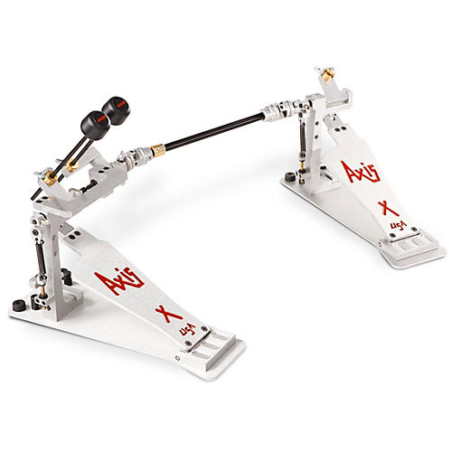 Axis X Double Left-Footed Double Bass Drum Pedal-thumbnail