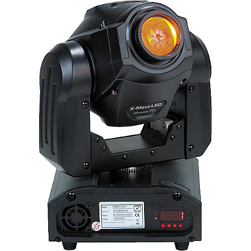 American DJ X-Move LED Moving Head Fixture-thumbnail