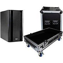 ProX X-QSCKSub ATA-Style Flight Road Case for QSC KSub Subwoofer