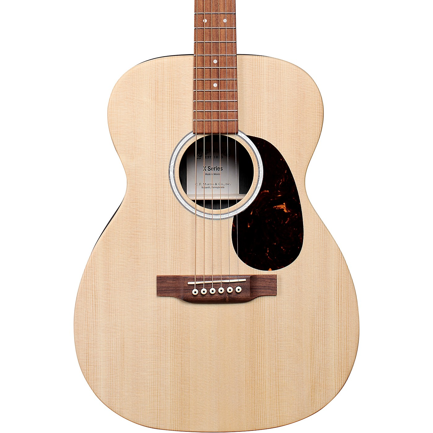 Martin X Series 00X1AE Grand Concert Acoustic-Electric Guitar thumbnail