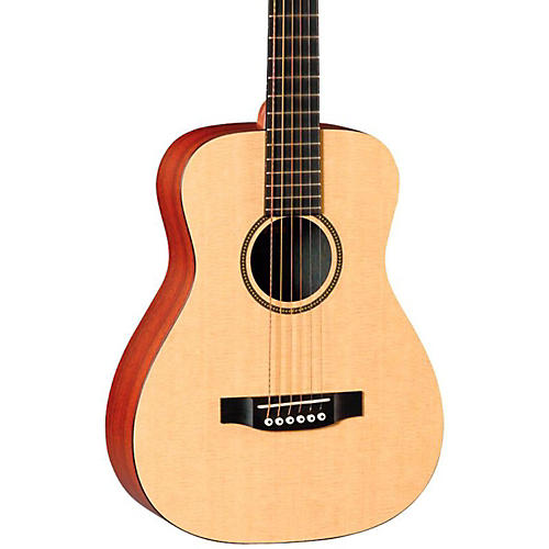 Martin X Series 2015 LXME Little Martin Acoustic-Electric Guitar thumbnail