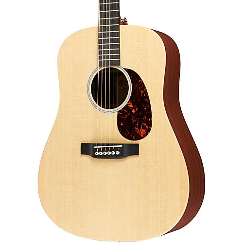 Martin X Series 2015 X1-DE Custom Dreadnought Acoustic-Electric Guitar thumbnail