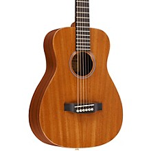 Martin X Series Custom LX Sapele Acoustic Guitar