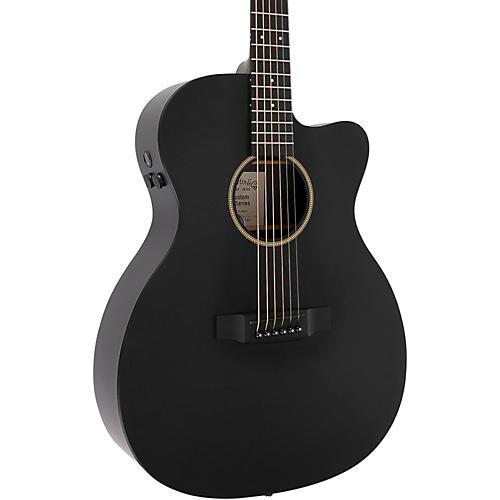 Martin X Series Custom X-000CE Auditorium Acoustic-Electric Guitar thumbnail