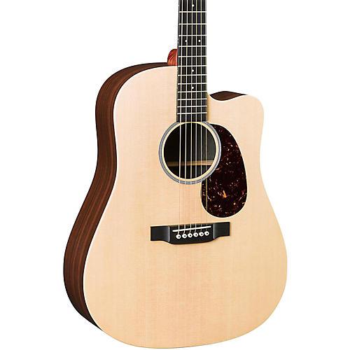 Martin X Series DCX1RAE Dreadnought Acoustic-Electric Guitar thumbnail