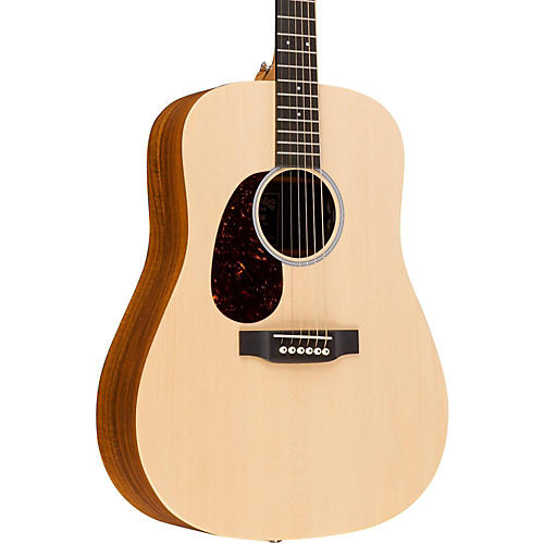 Martin X Series DX1KAE-L Dreadnought Left-Handed Acoustic-Electric Guitar thumbnail