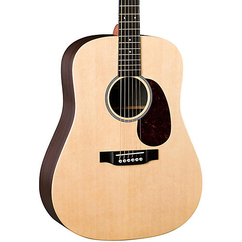 Martin X Series DX1RAE Dreadnought Acoustic-Electric Guitar thumbnail