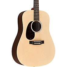 Martin X Series DX1RAE-L Dreadnought Left-Handed Acoustic-Electric Guitar