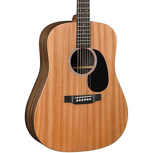 Martin X Series DX2AE Macassar Dreadnought Acoustic-Electric Guitar thumbnail