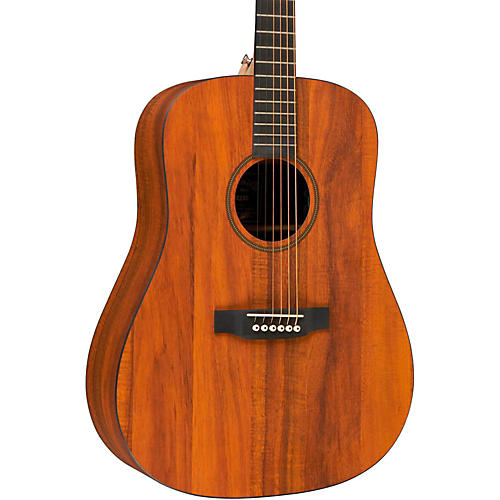 Martin X Series DXK2AE Dreadnought Left-Handed Acoustic-Electric Guitar thumbnail