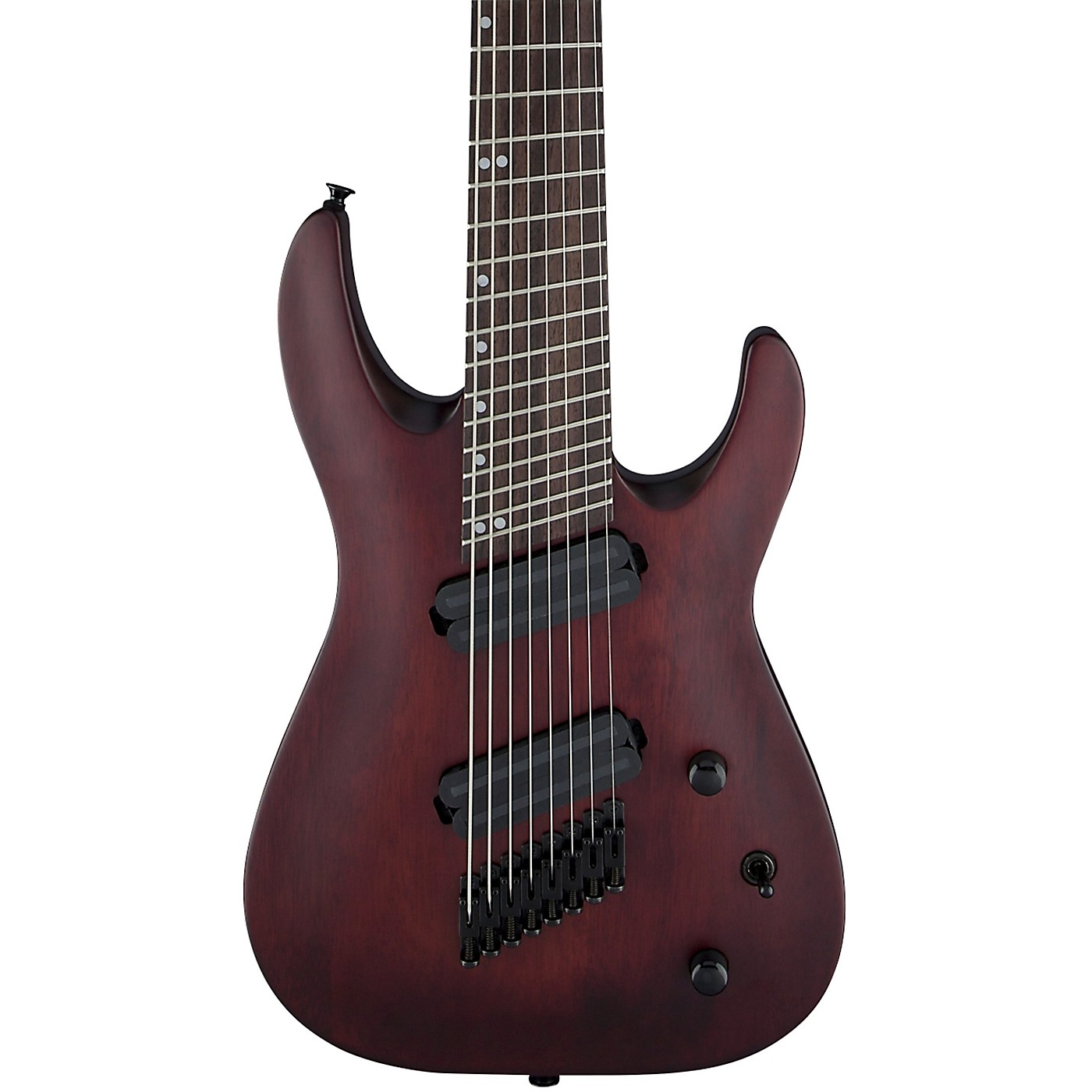 Jackson X Series Dinky Arch Top DKAF8 MS 8-String Multi-Scale Electric Guitar thumbnail