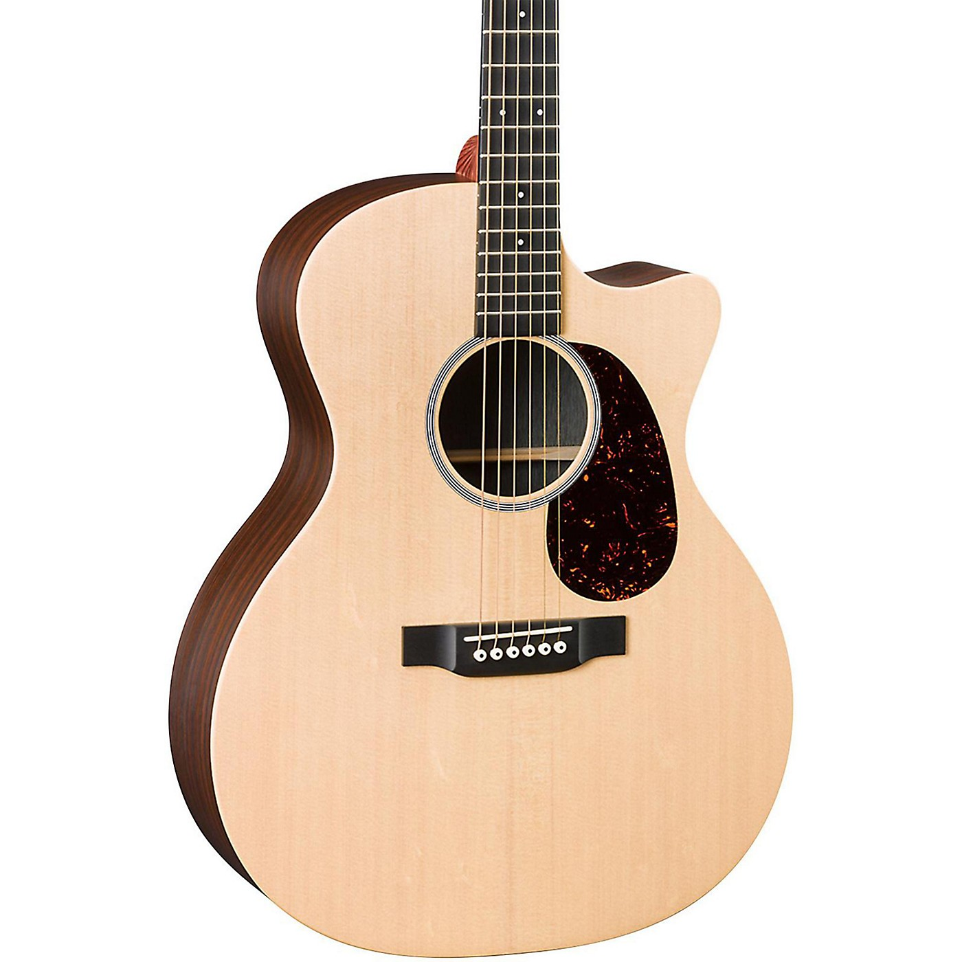 Martin X Series GPCX1RAE Grand Performance Acoustic-Electric Guitar thumbnail