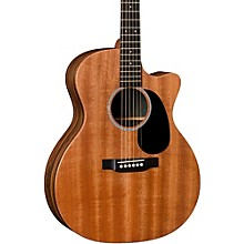 Martin X Series GPCX2AE Macassar Grand Performance Acoustic-Electric Guitar