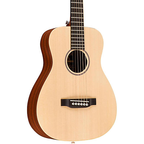 Martin X Series LX1 Little Martin Left-Handed Acoustic Guitar thumbnail