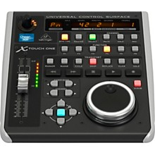 Behringer X-TOUCH ONE, Universal Control Surface with Touch-Sensitive Motor Fader and LCD Scribble Strip