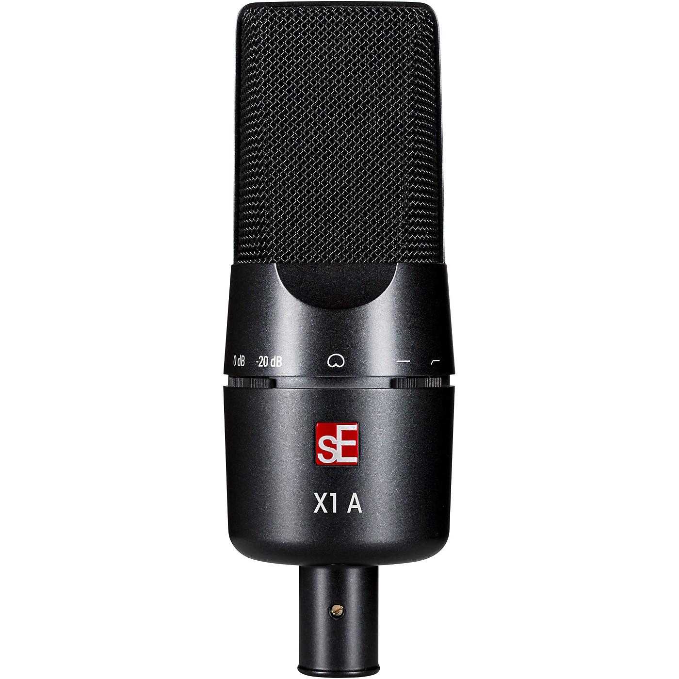 sE Electronics X1 A Large Diaphragm Condenser Microphone thumbnail