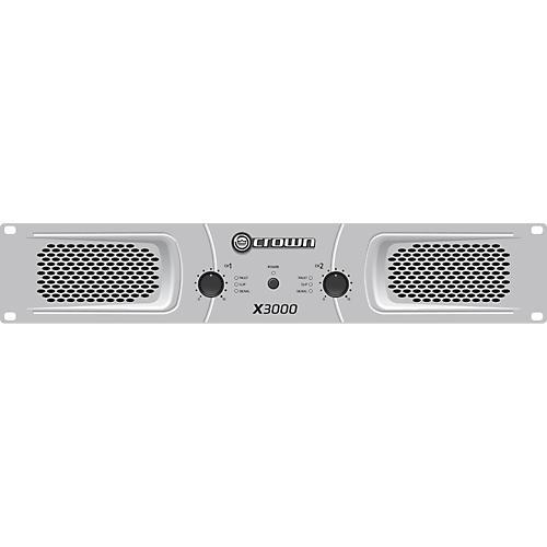 Crown X3000 Stereo 2x750W Power Amp-thumbnail