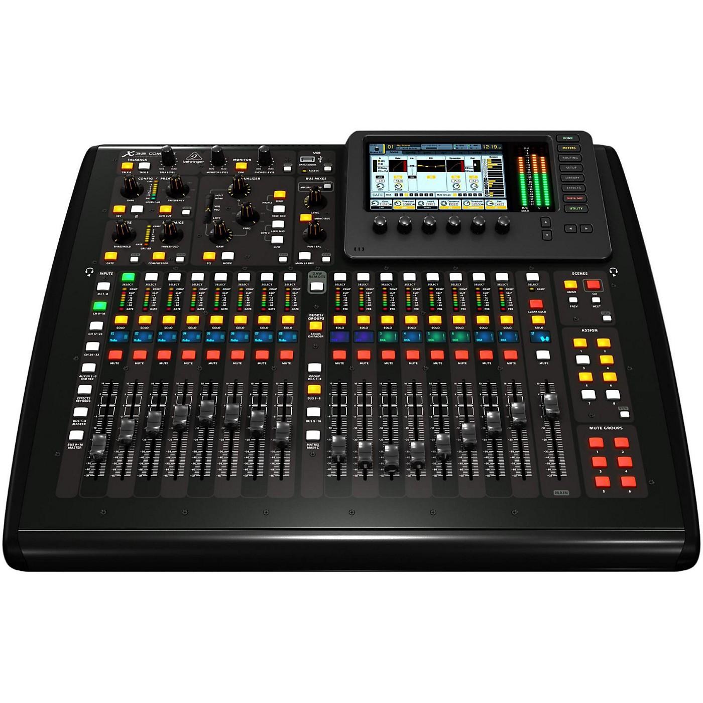 Behringer X32 Compact Digital Mixer thumbnail