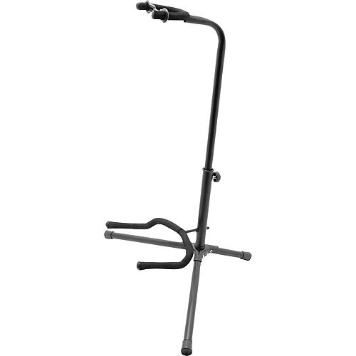 On-Stage Stands XCG4 Black Tripod Guitar Stand, Single Stand thumbnail