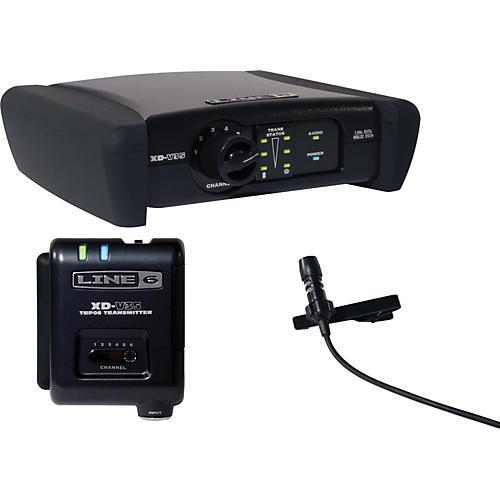 Line 6 XD-V35L Digital Wireless Lavalier Microphone System-thumbnail
