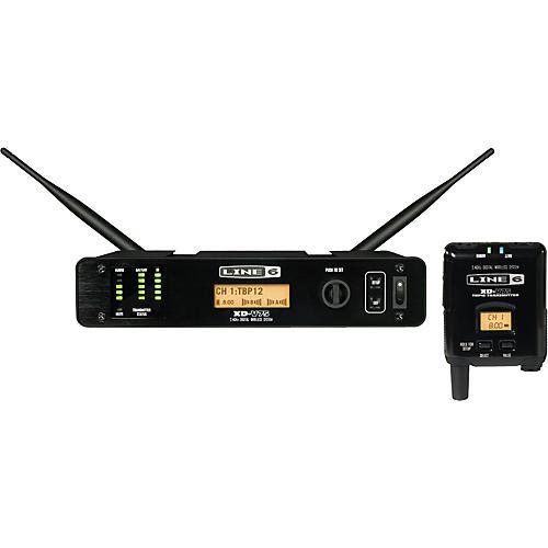 Line 6 XD-V75TR Professional Digital Wireless Bodypack System thumbnail