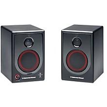 """Cerwin-Vega XD4 4"""" 2-Way Powered Desktop Speakers"""