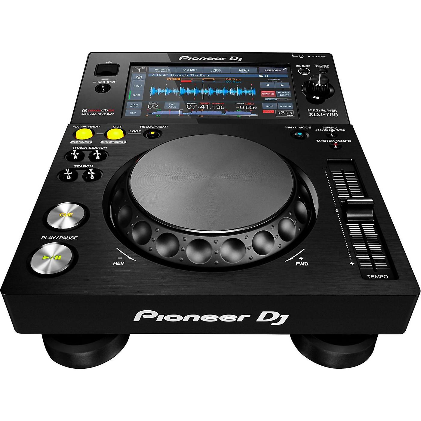 Pioneer DJ XDJ-700 Compact Digital Player thumbnail