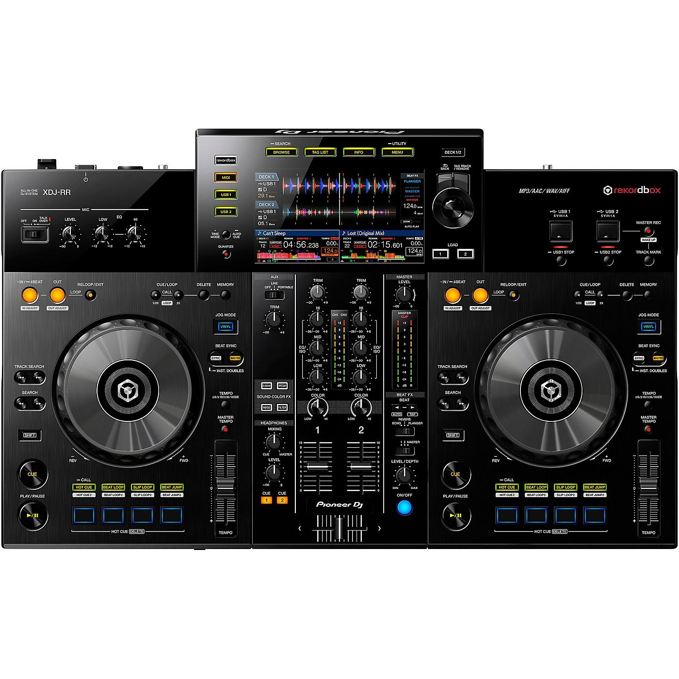 Pioneer XDJ-RR Rekordbox DJ Controller thumbnail