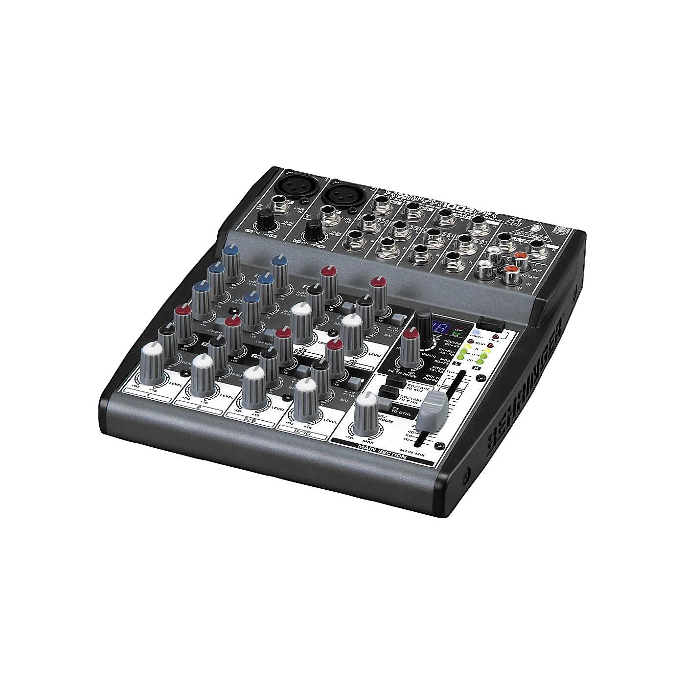 Behringer XENYX 1002FX Mixer thumbnail