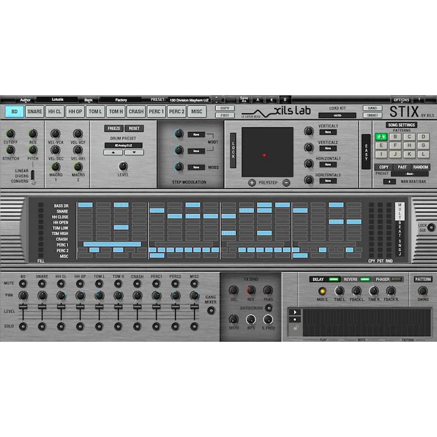 XILS lab XILS 3 V2.0 Modular Synthesizer Software Download thumbnail