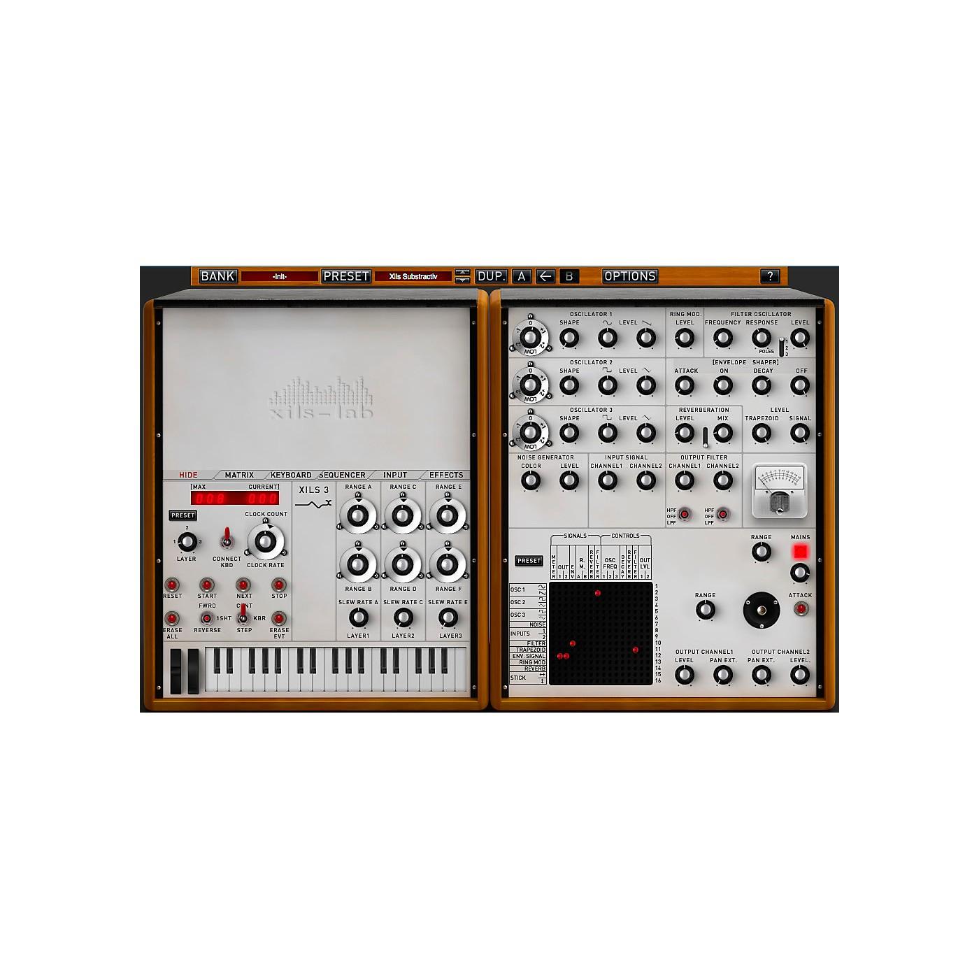 XILS lab XILS3 Virtual Instrument Software Download thumbnail