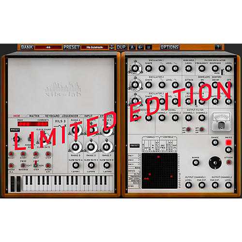 XILS lab XILS3LE Virtual Instrument-thumbnail