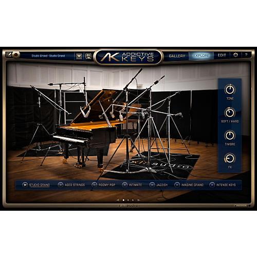 XLN Audio XLN Audio Addictive Keys & Addictive Drums Bundle thumbnail