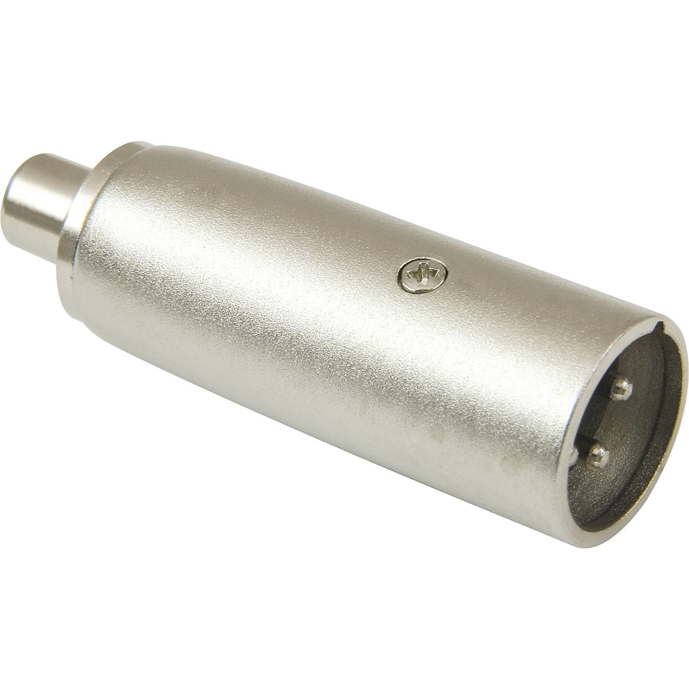 American Recorder Technologies XLR Male to RCA Female Adapter thumbnail