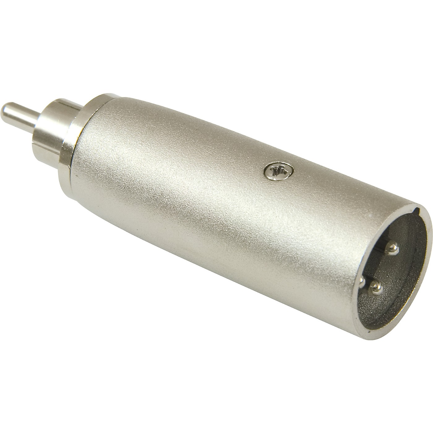 American Recorder Technologies XLR Male to RCA Male Adapter thumbnail