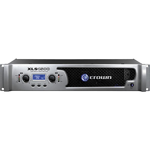 Crown XLS1500 DriveCore Series Power Amp-thumbnail